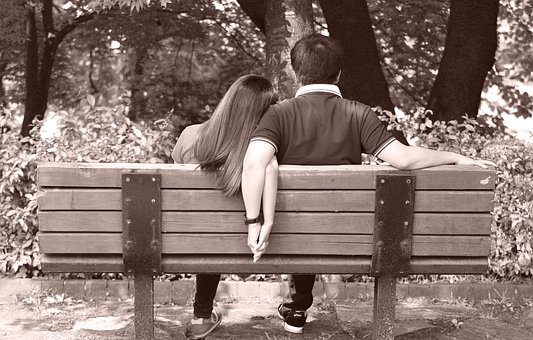 lovers Bench